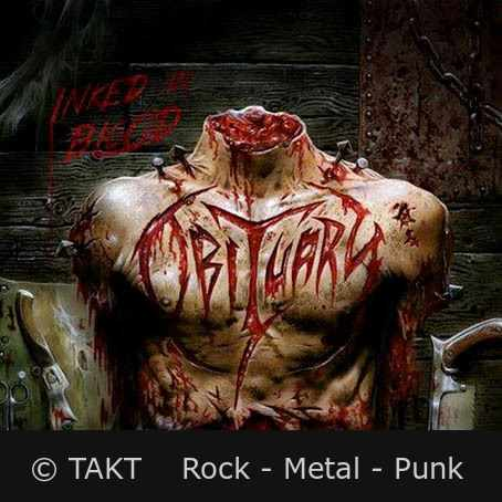 Cd Obituary - Inked In Blood 2014