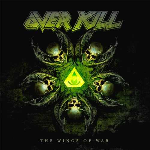 CD Overkill - the Wings Of War 2019