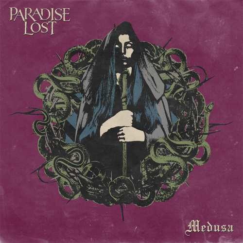 CD Paradise Lost - medusa - 2017