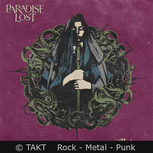 CD Paradise Lost - medusa Digibook - 2017