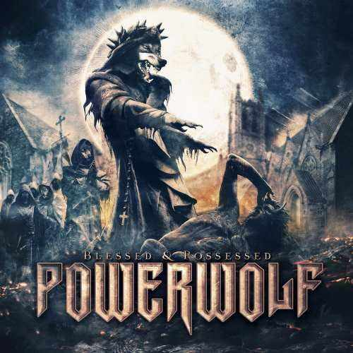 CD Powerwolf - blessed Possessed - 2015