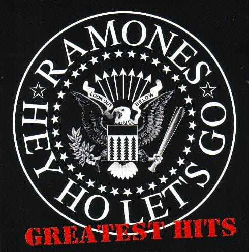 CD Ramones - greatest Hits