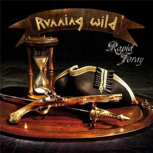 CD Running Wild - rapid Foray Digipack - 2016