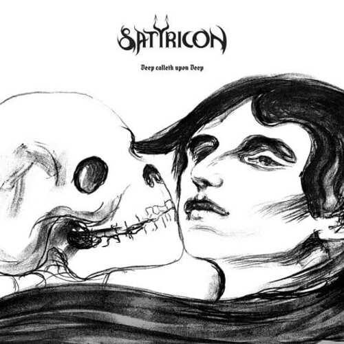 CD Satyricon - deep Calleth Upon Deep - 2017