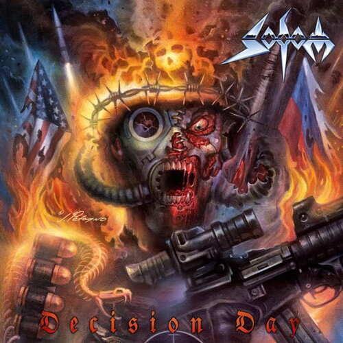 CD Sodom - decision Day Digipack - 2016