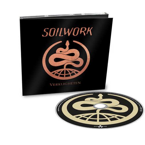 CD Soilwork - verkligheten 2019