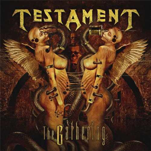 CD Testament - the Gathering Digipack - 2018