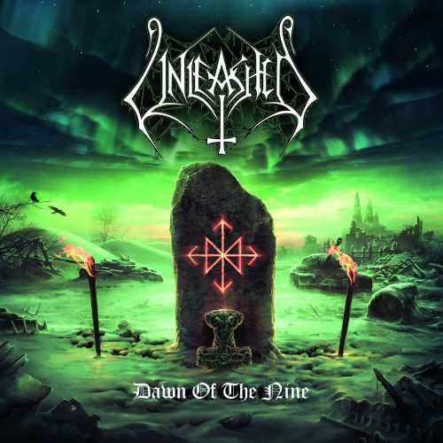 CD Unleashed - dawn Of The Nine Digipack - 2015