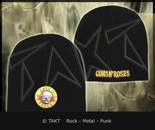 Čepice Guns N Roses - logo 03 Haft