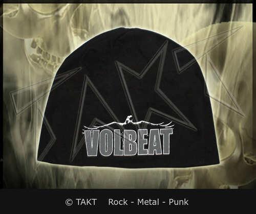 Čepice Volbeat - raven Logo