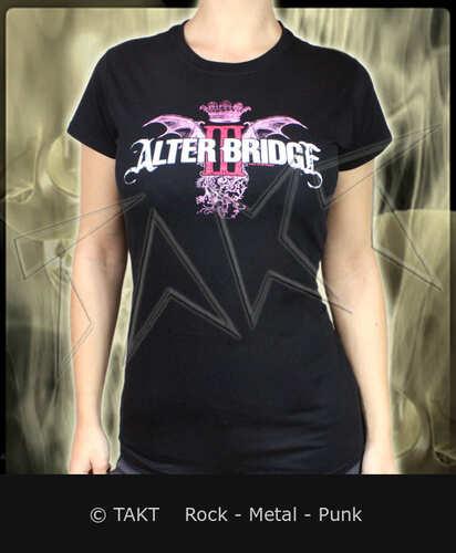 Dámské tričko Alter Bridge - king Wings Imp.