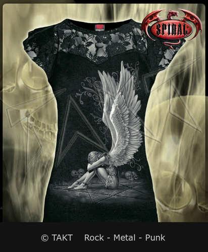 Dámské tričko Enslaved Angel Lace Layered Imp.