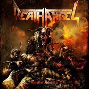 DVD+ CD - Death Angel - Relentless Retribution - 2010