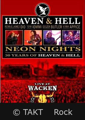 DVD Heaven Hell - Live At Wacken