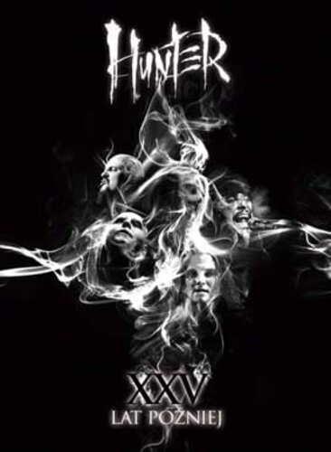 DVD Hunter - xxv Lat Pózniej 2dvd