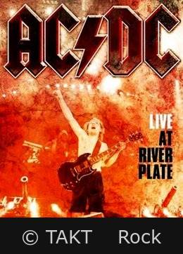 Dvd - Live At River Plate 2011