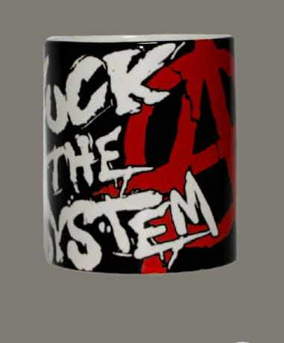 Hrnek Anarchia - Fuck The System Fl f8f064c659