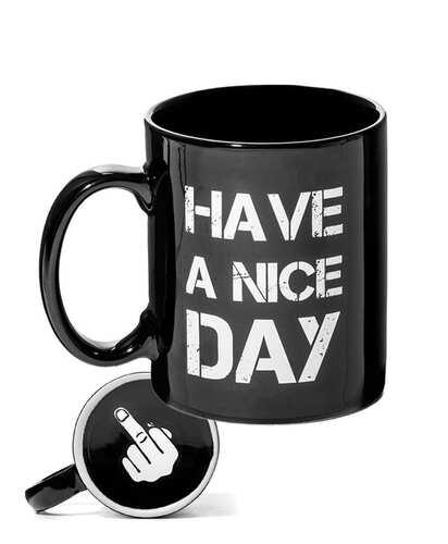 Hrnek Have A Nice Day /  Fuck Off