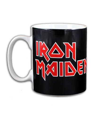 Hrnek Iron Maiden - logo