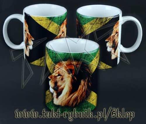 Hrnek Jamaica Lion Fl