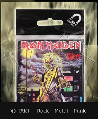 Magnet Iron Maiden - killers Imp.