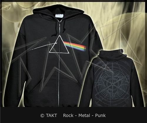 Mikina se zipem Pink Floyd - the Dark Side Of The Moon Imp.