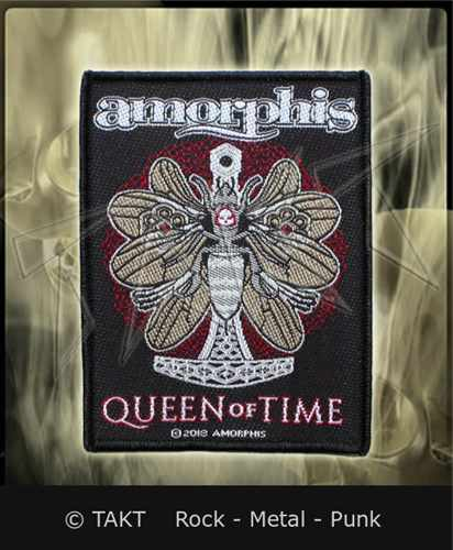 Nášivka Amorphis - queen Of Time