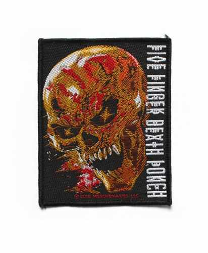 Nášivka Five Finger Death Punch - and Justice For None
