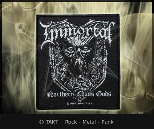 Nášivka Immortal - northern Chaos Gods