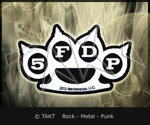 Nášivka Five Finger Death Punch - knuckle 2 Cut