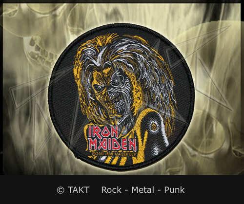 Nášivka Iron Maiden - killers 2 Close Up
