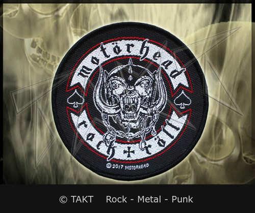 Nášivka Motorhead - biker Badge