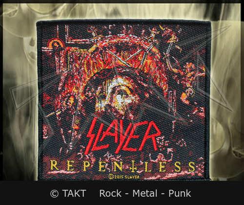 Nášivka Slayer - repentless