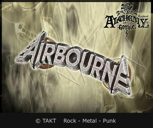 Odznak Airbourne - logo
