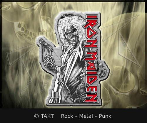 Odznak Iron Maiden - killers