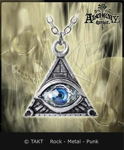 Přívěšek Alchemy Eye Of Providence