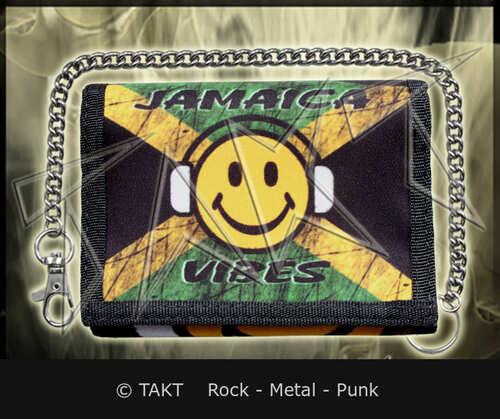 Peněženka s řetízkem Jamaica Vibes 1 Smile