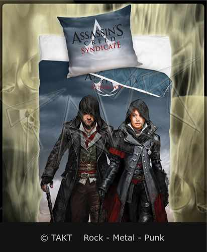 Povlečení Assassin S Creed Syndicate