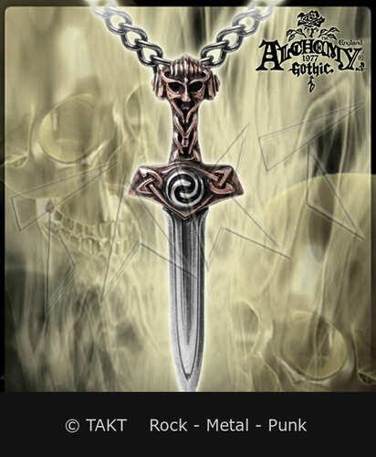 Přívěšek Alchemy Sword Of Thor