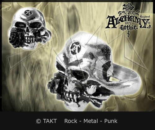 Prsten Alchemy Demi Alchemist Skull