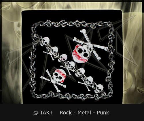 Šátek Lebky 06 Pirat