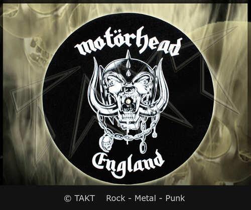 Slipmat Motorhead - england - dekorace do gramofonu