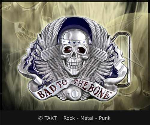Spona na opasek Lebka 29 Bad To The Bone