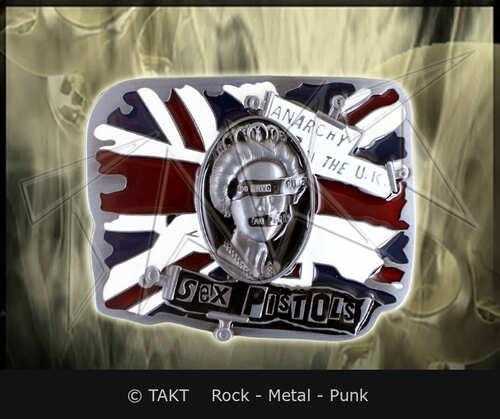 Spona na opasek Sex Pistols Anarchy In The U.  K.