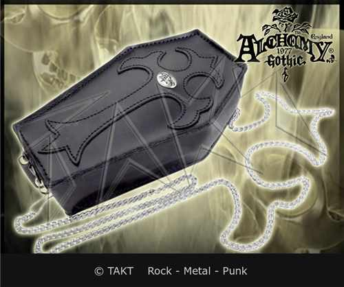Taška Alchemy Coffin Purse