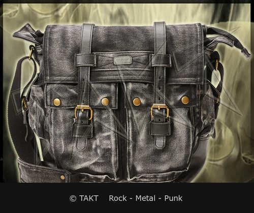 Taška Park Avenue Bag Black/ Černá