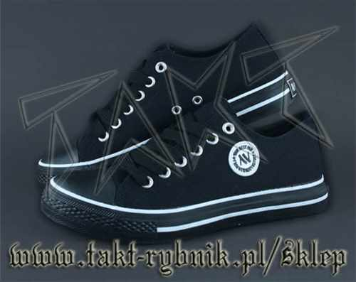 Trampky All Black New Age R.  36 - 46
