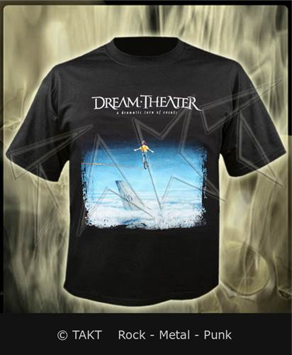 Tričko Dream Theater - a Dramatic Turn Of Events Imp.
