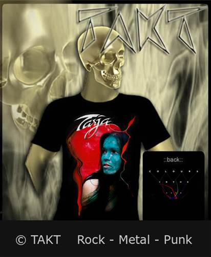 Tričko Nightwish - Tarja - Colours Imp.