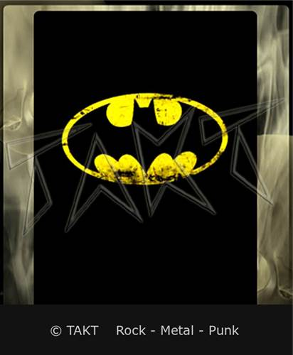 Tričko Batman - distressed Logo Imp.